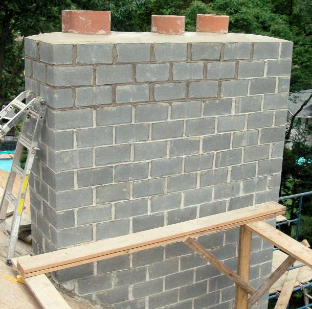 Brickwork Chimney Repair New York