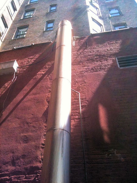Commercial Chimney Pipe Chimney Repair New York