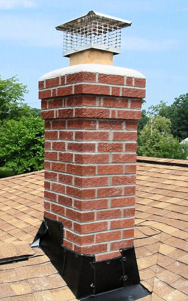 Building A New Chimney Nassau County We Build Nassau
