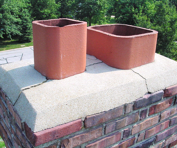 Chimney Crown Repair Suffolk County Suffolk County