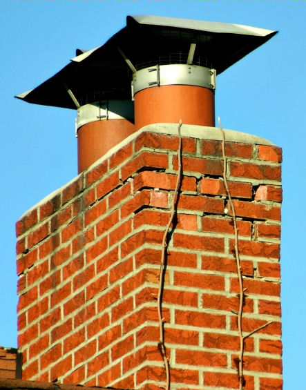Cracked Chimney Westchester We Repair All Types Of